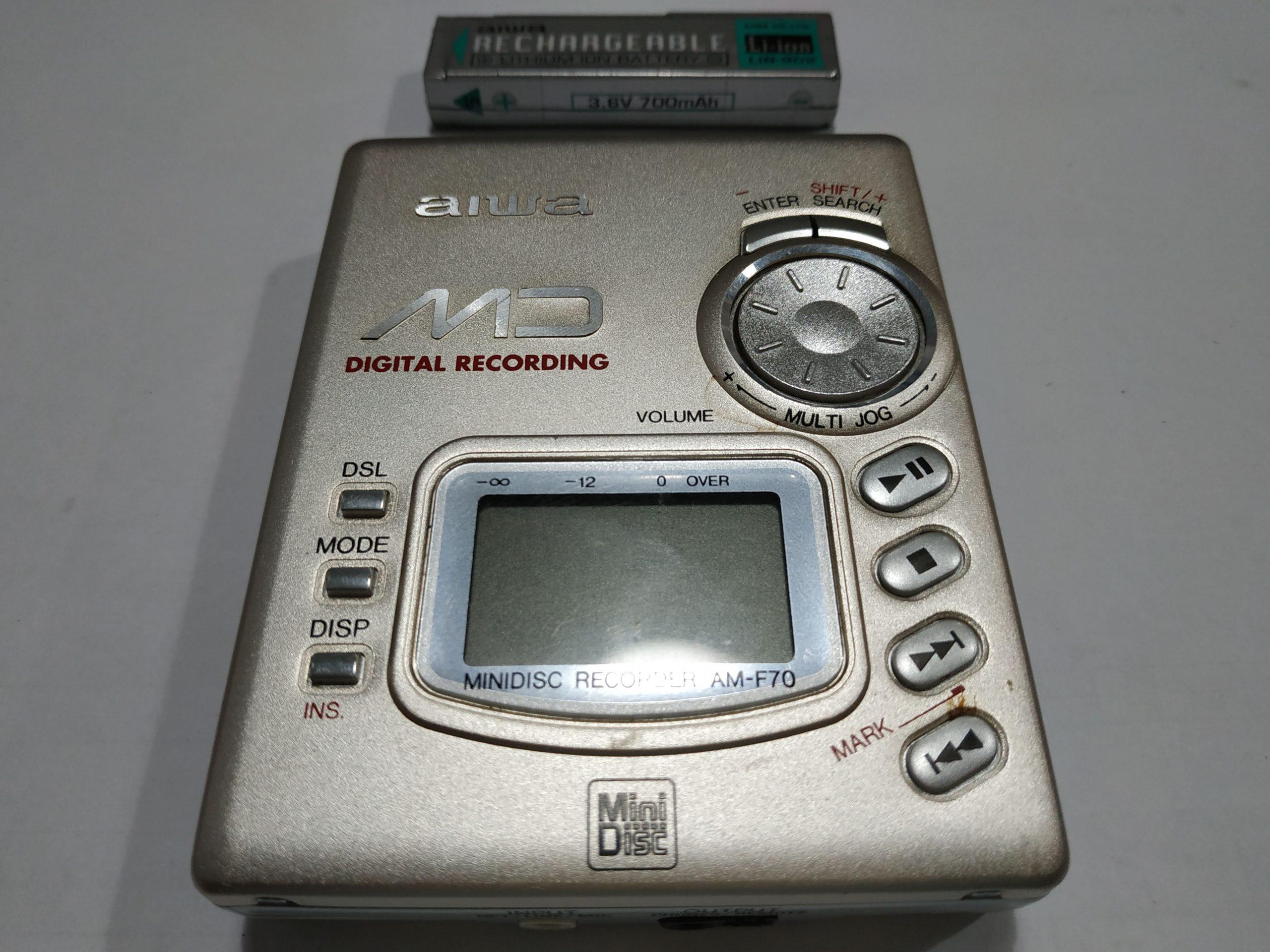 aiwa md battery am-f70