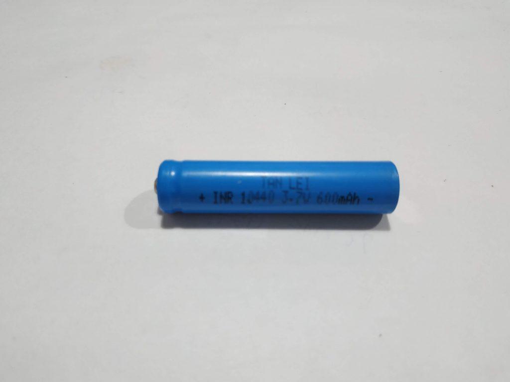 愛華 自製 電池